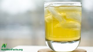 Louhování zeleného čaje zastudena