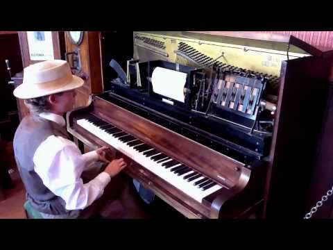 Player Piano, William Tell Overture