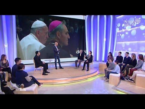 Il diario di Papa Francesco - Puntata del 18 marzo 2016
