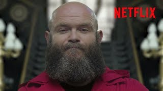 Resumen de La Resistencia   Parte 1 y 2 - La Casa de Papel   Netflix