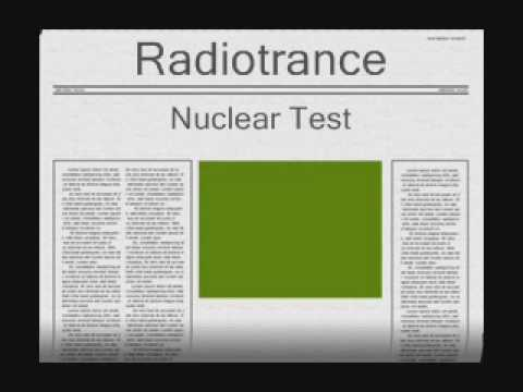 a critical point of view on nuclear testing Nuclear energy introduction while virtually the whole world stands against the development and use of nuclear weapons, attitudes vary when it comes to the development and use of nuclear energy.