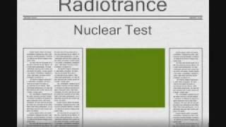 Radiotrance - Nuclear Test