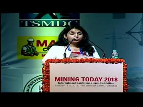 MINING TODAY 2018 : Speech by Shri. Arun Kumar, Secretary Ministry of Mines , Government of India