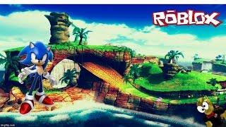 (SSF) Roblox Sonic Ultamite RPG GameplayWAT!!! (NOT REALLY)