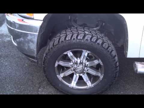 2015 Chevrolet 2500 Leveling Kit Before and After ...