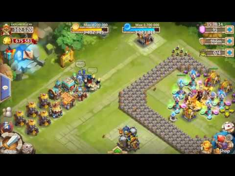 Castle Clash: Altar Update