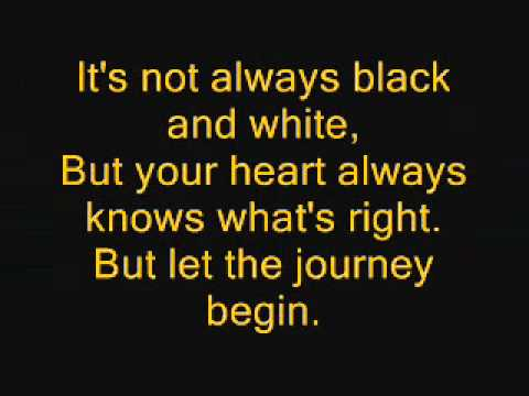 Pokémon Black & White Theme Song Lyrics