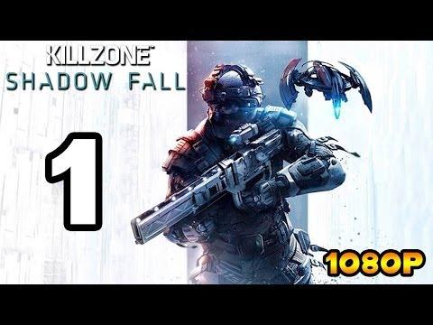 Killzone: Shadow Fall Walkthrough PART 1 [1080p] Lets Play Gameplay TRUE-HD QUALITY