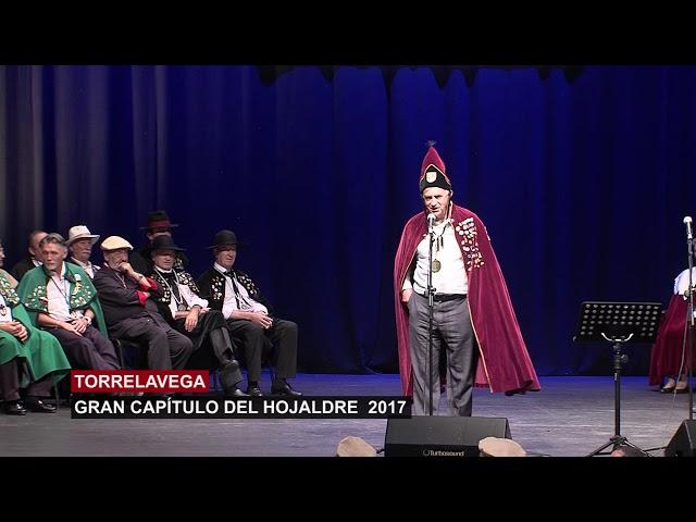 Gran Capitulo Cofradia del Hojaldre 2017
