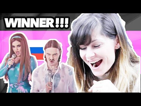 Little Big - Uno - Russia 🇷🇺 - Official Music Video - Eurovision 2020 | Reaction