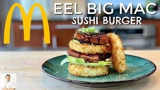 Download Eel Sushi Big Mac   The Burger McDonald's Needs To Make Mp3 and Videos