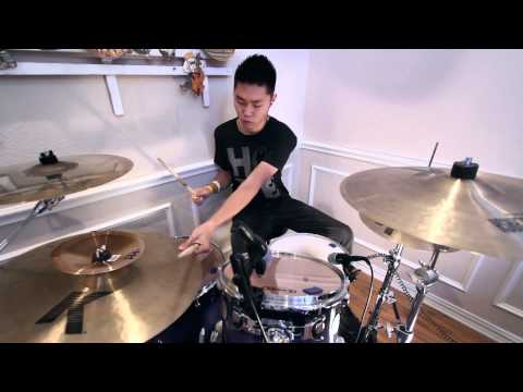 Fire Never Sleeps - Jesus Culture (Ft. Martin Smith) (Drum Cover)
