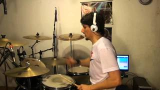 Green Day - Rusty James Drum Cover (HD)