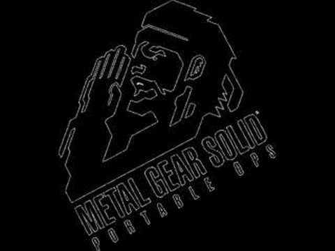 MGS: Portable Ops Soundtrack  Calling To The Night