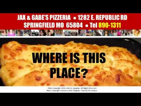 Jax And Gabe S Pizzeria Voted Best Pizza Restaurant In Springfield Mo