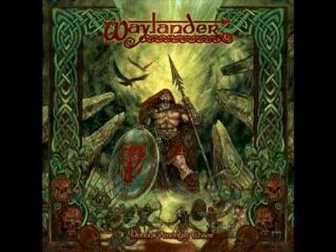 Waylander - Born to the Fight