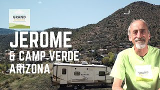 Ep. 149: Jerome & Camp Verde | Arizona RV travel camping