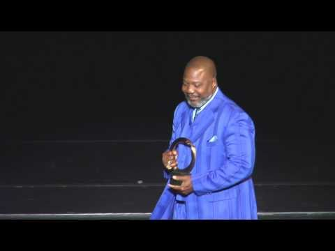 2011 Goldman Environmental Prize Ceremony: acceptance speech Hilton Kelley