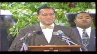 Beating Prophecy pt 2 Honorable Minister Louis Farrakhan 2/10