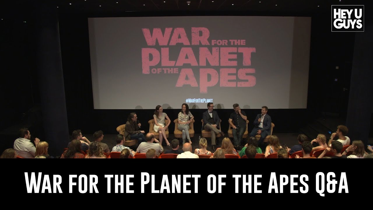 Download War for the Planet of the Apes Q&A