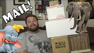 Elephant - Sized Mail Haul - Mail Videos