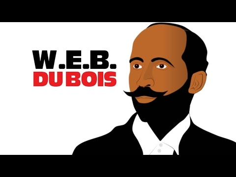 Learn about Black History with W.E.B. Du Bois for Kids. Here's a W.E.B. Du Bois cartoon for students
