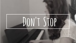 Don't Stop - 5 Seconds of Summer - Cover by Izzie Naylor