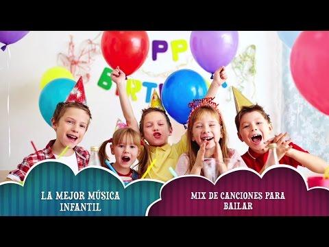Mix Música Infantil - Las Mejores Canciones Infantiles para Bailar - 1 Hora de Música