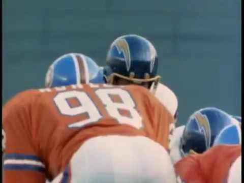 "1977 ""Orange Crush"" defence Denver Broncos"