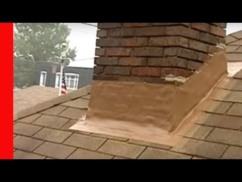 How to Use FlashSeal Chimney Flashing Repair