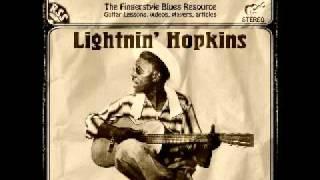 Baixar Lightnin' Hopkins - Black Cat Blues
