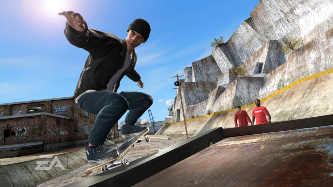 Skate 3 download [pc] youtube.