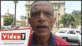 """بالفيديو..مواطن لمحافظ أسيوط:""""الناس عندها فشل كلوى من مياه الشرب"""""""