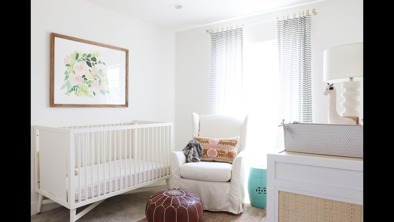 Designing A Nursery In A Rental