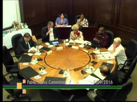 Public Safety Committee May 2016