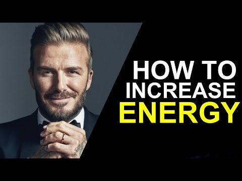 3 Powerful Ways to Boost Your Energy Level NOW
