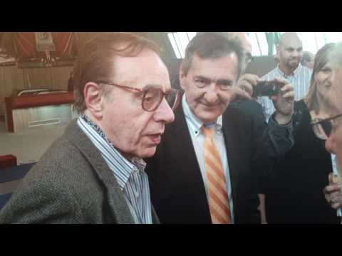 Brother of your father: Relatives of Peter Bogdanovich in Belgrade