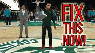 THIS NBA 2K18 MYCAREER GLITCH WILL MAKE YOU DELETE YOUR PLAYER!