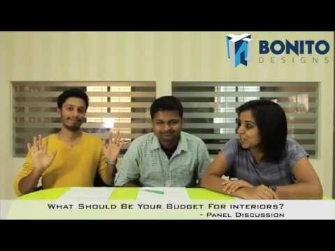 What Should Be Your Budget For Interiors [Panel Discussion]