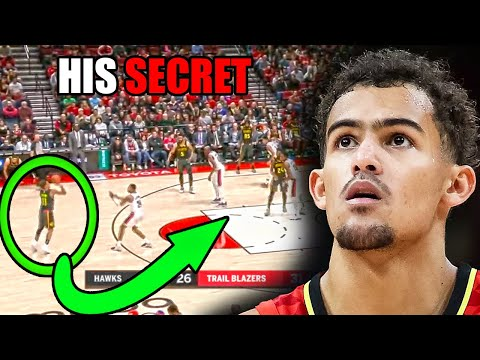 The REAL Reason Why Trae Young Is SO Good (Ft. NBA Deep 3s, Passing, Quick Reflexes)