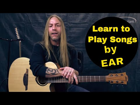 Steve Stine Guitar Lesson – #1 Tip to Learn Guitar Songs Faster