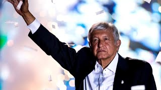 Leftist candidate the front-runner in Mexico's presidential election