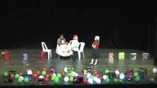 Teatro para Adultos en el Festival Navideño ISIC 2014 (18 Diciembre 2014)