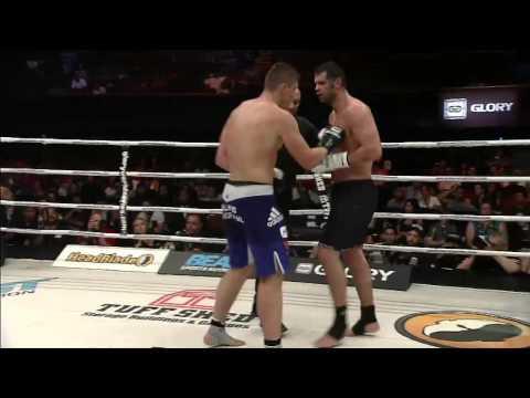 GLORY Last Man Standing - Daniel Ghita vs Rico Verhoeven