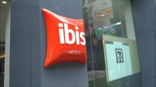 Thailand, Bangkok: A look inside and around the IBIS Hotel in Siam