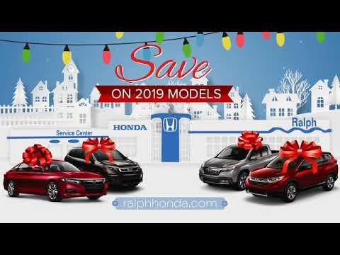 Ralph Honda Happy Honda Days 15 TV 1119 HRV v1 review