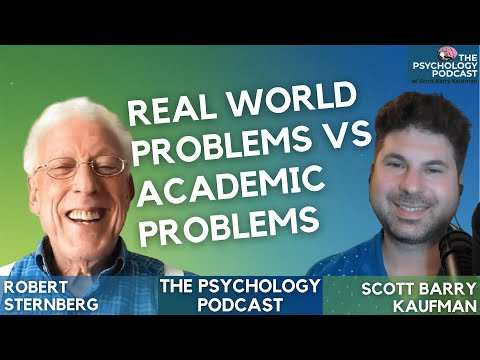 Robert Sternberg || Adaptive Intelligence