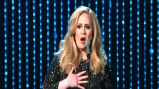 ADELE, Skyfall, Live at Oscars 2013 (HD)