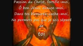 anima di Cristo Salvaci