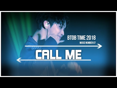 07. BTOB TIME This Is US - Call Me Live Stage [ENG/SUB]